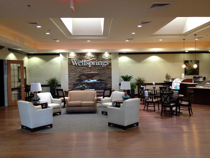 rehab nursing facility