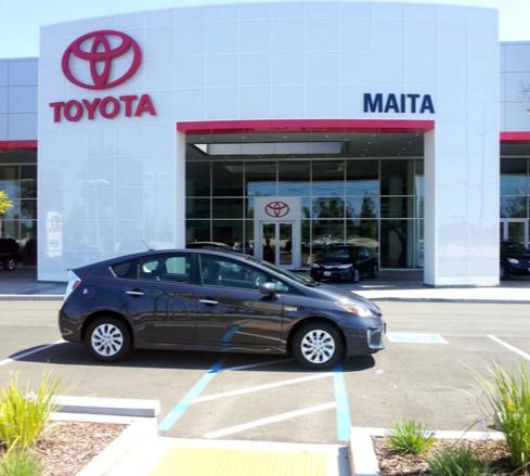 Maita Toyota Sacramento >> Maita Toyota   Engineering System Solutions (ES2 ...