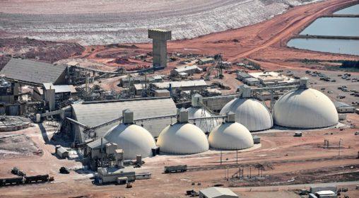 1_Intrepid Potash Plant Fertilizer Build Storage, Carlsbad, NM USA