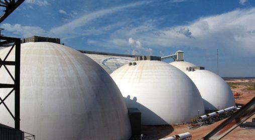 2_Intrepid Potash Plant Fertilizer Build Storage, Carlsbad, NM USA