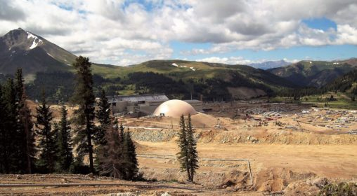 3_Climax Molybdenum Mine – Ore Bulk Storage, Leadville, CO USA