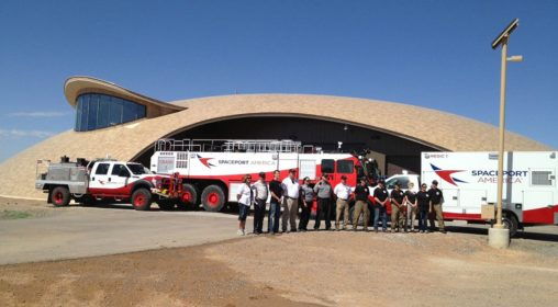 3_Spaceport America Fire Station