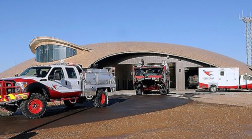 4_Spaceport America Fire Station